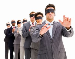 Blind Mortgage Marketing by Corporate Marketing Departments