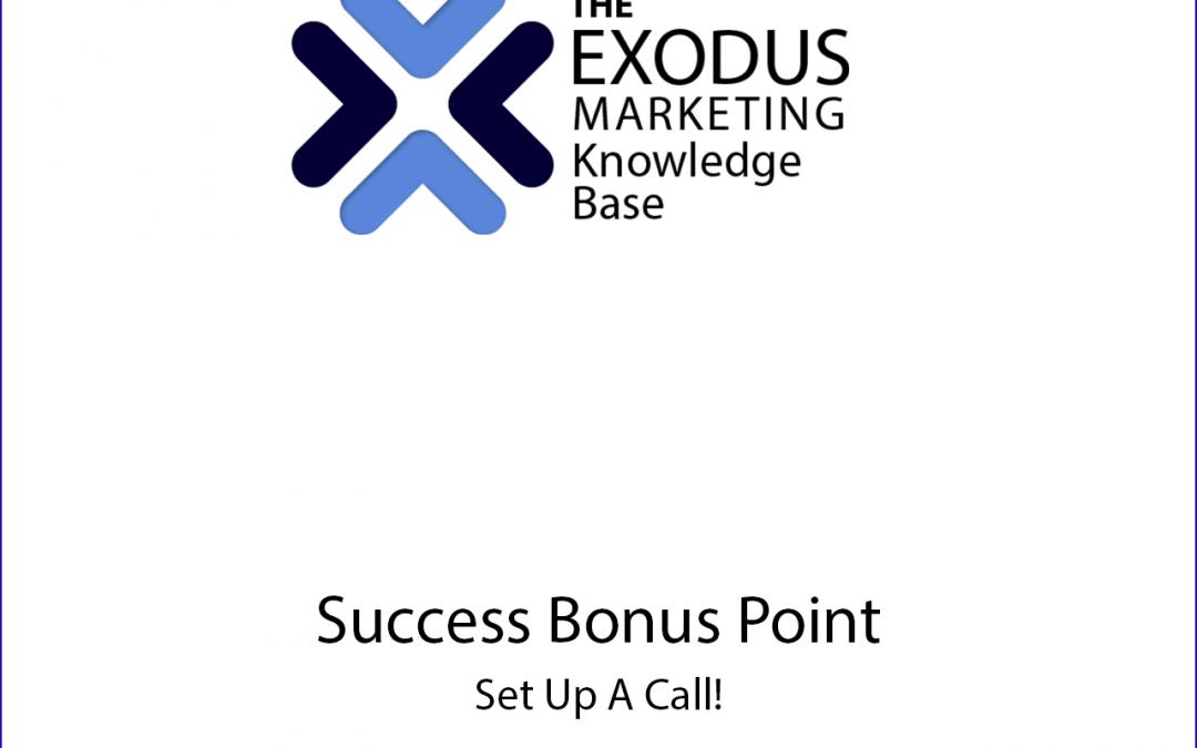 Point #6 – Bonus Point